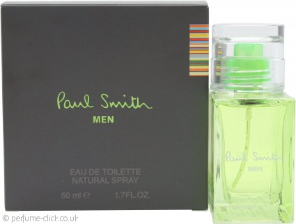 Paul Smith Paul Smith Men Eau de Toilette 50ml Spray