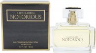 Ralph Lauren Notorious Eau de Parfum 50ml Spray