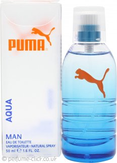 Puma Puma Aqua Eau De Toilette 50ml Spray