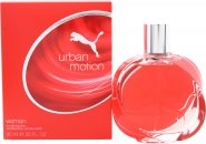 Puma Urban Motion Women Eau de Toilette 90ml Vaporizador