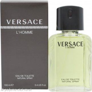 Versace Versace L'Homme Eau De Toilette 100ml Spray
