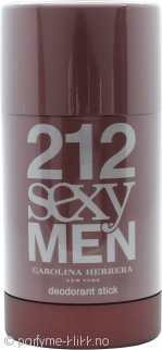 Carolina Herrera 212 Sexy  Men Deo Stick 75g