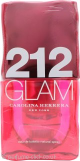 Carolina Herrera 212 Glam Eau de Toilette 60ml Spray