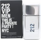 Carolina Herrera 212 VIP Men Eau de Toilette 50ml Vaporizador