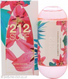 Carolina Herrera 212 Surf for Her Eau de Toilette 60ml Spray
