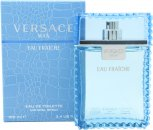 Versace Man Eau Fraiche Eau de Toilette 100ml Spray