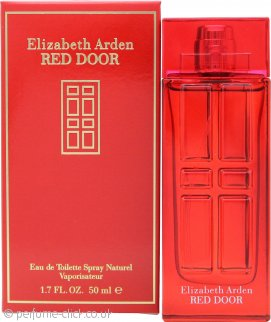 Elizabeth Arden Red Door Eau de Toilette 50ml Spray - New Edition