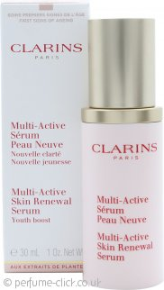 Clarins Multi Active Skin Renewal Serum 30ml