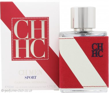 Carolina Herrera CH Men Sport Eau de Toilette 50ml Spray