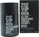 Carolina Herrera 212 VIP Men Aftershave 100ml Splash