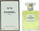 Chanel N°19 Eau de Parfum 50ml Spray