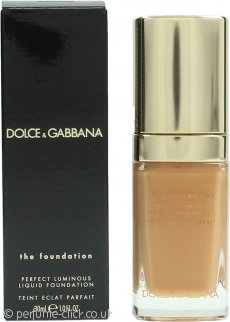 Dolce & Gabbana Perfect Luminous Liquid Foundation 30ml - 160 Soft Tan