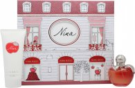 Nina Ricci Nina Gift Set 50ml EDT + 100ml Body Lotion