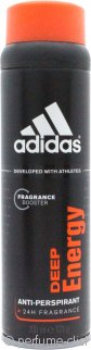 Adidas Deep Energy Anti-Perspirant 200ml Spray