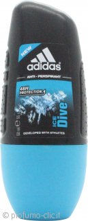 Adidas Ice Dive Deodorante Roll On 50ml
