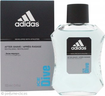 Adidas Ice Dive Aftershave 100ml Splash