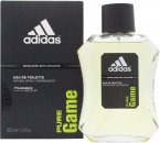 Adidas Pure Game Eau de Toilette 100ml Vaporizador