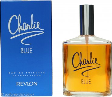 Revlon Charlie Blue Eau de Toilette 100ml Spray