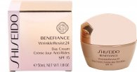 Shiseido Benefiance Wrinkle Resist 24 Day Cream 50ml SPF15