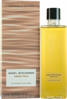 Angel Schlesser Ambre Frais Homme Shower Gel 200ml