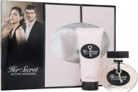 Antonio Banderas Her Secret Gift Set 80ml EDT + 100ml Body Lotion
