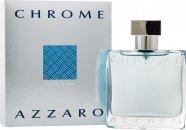 Azzaro Chrome Eau de Toilette 50ml Spray