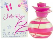 Azzaro Jolie Rose Eau de Toilette 50ml Spray