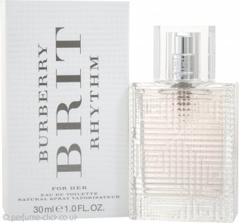 Burberry Brit Rhythm for Women Eau de Toilette 30ml Spray