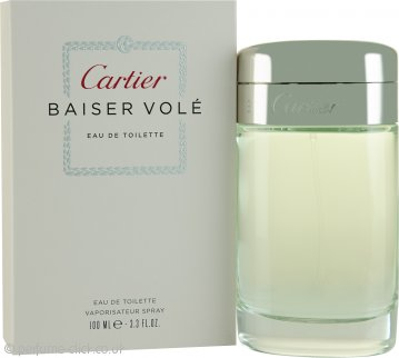 Cartier Baiser Vole Eau de Toilette 100ml Spray