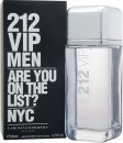 Carolina Herrera 212 VIP Men Eau De Toilette 200ml Spray