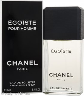 Chanel Egoiste Eau de Toilette 100ml Spray