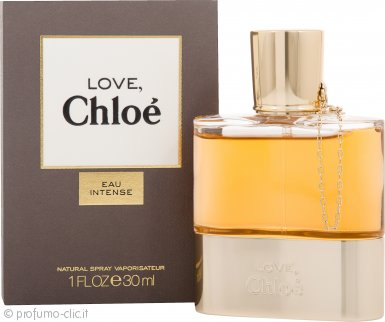 Chloe Love Eau Intense Eau de Parfum 30ml Spray