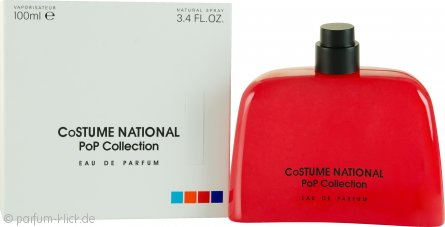 Costume National Pop Collection Eau de Parfum 100ml Spray