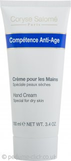 Coryse Salome Competence Anti-Age Hand Cream For Dry Skin 100ml