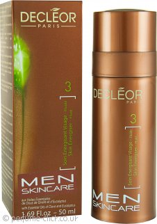 Decleor Men Essentials Skin Energiser Fluid Anti-Wrinkle Cream 50ml