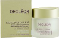 Decleor Excellence de l'Age Sublime Regenerating Cream 1.7oz (50ml)