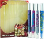 Disney High School Musical Confezione Regalo 4 x Twist Up Matite per Occhi