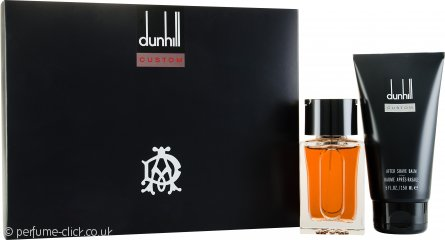 Dunhill Custom Gift Set 100ml EDT + 150ml Aftershave Balm