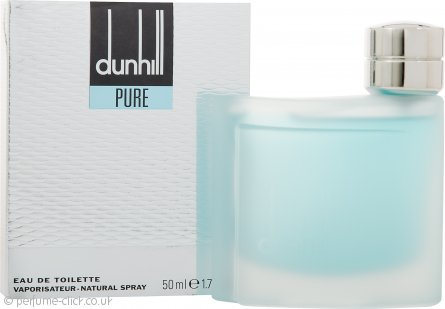 Dunhill Pure Eau de Toilette 50ml Spray
