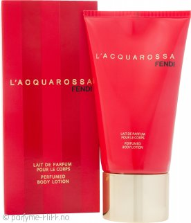 Fendi L'Acquarossa Body Lotion 150ml