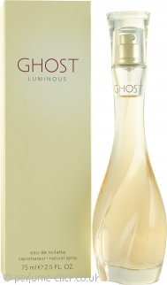 Ghost Luminous Eau de Toilette 75ml Spray
