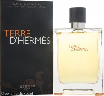 Hermès Terre d'Hermès Pure Perfume 200ml Spray
