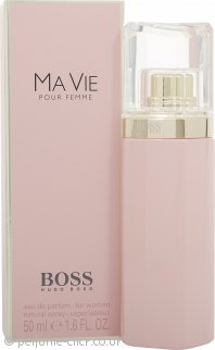 Hugo Boss Boss Ma Vie Eau de Parfum 50ml Spray