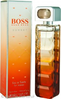 Hugo Boss Boss Orange Sunset Eau de Toilette 50ml Spray