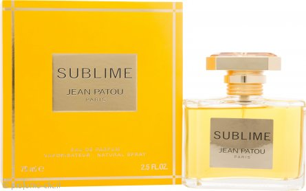 Jean Patou Sublime Eau de Parfum 75ml Spray