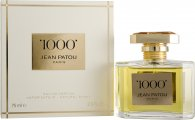 Jean Patou 1000 Eau de Parfum 75ml Spray