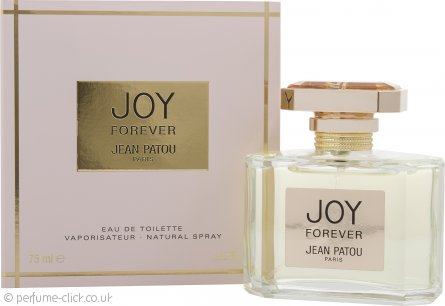 Jean Patou Joy Forever Eau de Toilette 75ml Spray