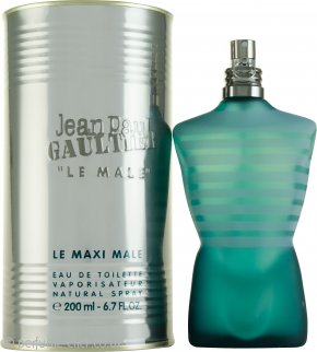 Jean Paul Gaultier Le Male Eau de Toilette 200ml Spray