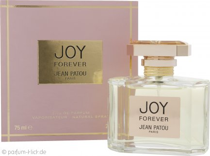 Jean Patou Joy Forever Eau de Parfum 75ml Spray