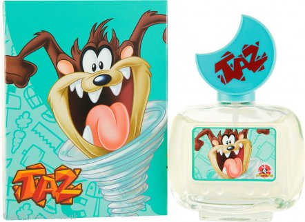 Looney Tunes Taz Eau deToilette 50ml Spray